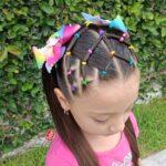 Baby Girl's Latest Hair Styles Ideas 2022 (24)