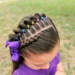 Baby Girl's Latest Hair Styles Ideas 2022 (6)