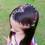 Baby Girl's Latest Hair Styles Ideas 2022 (7)