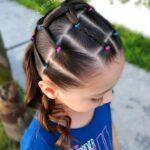 Baby Girl's Latest Hair Styles Ideas 2022 (8)