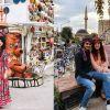 Alizeh Tahir Pakistani Actress Pictures from Cappadocia Turkey