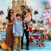 Fawad Khan Daughter Elayna Fawad Birthday Party Images With Pakistani Celebrities