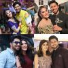 Actress Mehwish Hayat Images With Brother Danish Hayat