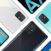 Samsung New Smartphone Galaxy A71