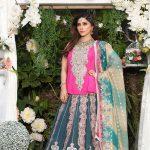 Bridal Dress Collection 2018 By Amna Ajmal