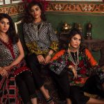 Ethnic By Outfitters Unstitch Eid Lawn 2018 (10)