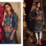 Ethnic By Outfitters Unstitch Eid Lawn 2018 (11)