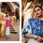 Ethnic By Outfitters Unstitch Eid Lawn 2018 (2)