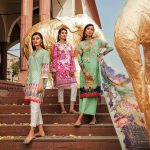 Ethnic By Outfitters Unstitch Eid Lawn 2018 (4)