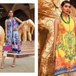 Ethnic By Outfitters Unstitch Eid Lawn 2018 (5)