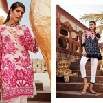 Ethnic By Outfitters Unstitch Eid Lawn 2018 (8)