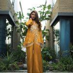 Luxury Eid Dresses Collection 2018 by Zainab Chottani (12)