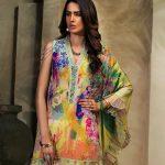 Luxury Silk Wear Collection 2018 by Farida Hasan (1)