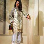 Luxury Silk Wear Collection 2018 by Farida Hasan (2)