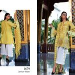 Motifz Embroidered Lawn Dresses Collection 2018 (11)