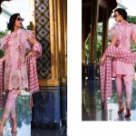 Motifz Embroidered Lawn Dresses Collection 2018 (12)