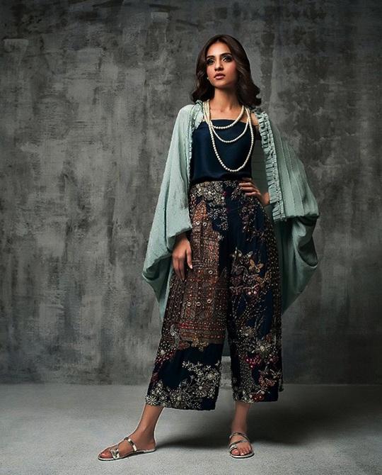 Nida Azwer Eid Festive Dresses Collection 2018 (1)