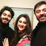 Nouman Ijaz Wife Pictures With Three Sons (9)