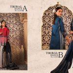 Sapphire 3piece Eid Dresses Collection 2018 (11)