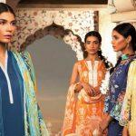 Sapphire 3piece Eid Dresses Collection 2018 (21)