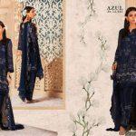 Sapphire 3piece Eid Dresses Collection 2018 (8)