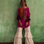 Shamaeel Ansari Latest Collection 2018 La Vie En Rose (11)