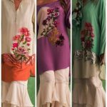 Shamaeel Ansari Latest Collection 2018 La Vie En Rose (6)