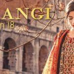 Women Eid Satrangi Dresses 2018 Suit By Bonanza