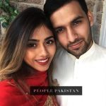 Zaid Ali Pictures with his Beautiful Wife Yumnah (7)