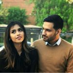 Zaid Ali Pictures with his Beautiful Wife Yumnah (9)