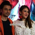 Ali Zafar New Movie Teefa in Trouble Trailer Launch Event (8)