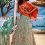 Asim Jofa Luxury Dresses Chiffon Collection 2018 (12)