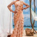 Asim Jofa Luxury Dresses Chiffon Collection 2018 (14)