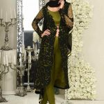 Asim Jofa Luxury Dresses Chiffon Collection 2018 (2)
