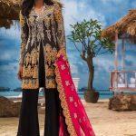 Asim Jofa Luxury Dresses Chiffon Collection 2018 (6)