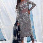 Asim Jofa Luxury Dresses Chiffon Collection 2018 (7)