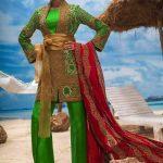 Asim Jofa Luxury Dresses Chiffon Collection 2018 (9)
