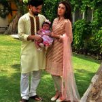 Celebrities with their kids on the 2nd day of Eid (14)