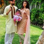 Celebrities with their kids on the 2nd day of Eid (71)