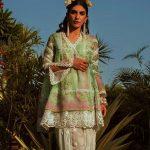 Girls Eid Festive Latest Trendy Dresses 2018 (13)