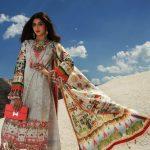 Girls Eid Festive Latest Trendy Dresses 2018 (7)