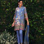 Gul Ahmed Luxury Eid Festival Dresses 2018 (14)
