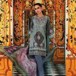 Gul Ahmed Luxury Eid Festival Dresses 2018 (17)