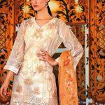 Gul Ahmed Luxury Eid Festival Dresses 2018 (18)