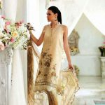 Gul Ahmed Luxury Eid Festival Dresses 2018 (21)