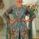 Gul Ahmed Luxury Eid Festival Dresses 2018 (22)