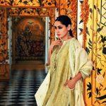 Gul Ahmed Luxury Eid Festival Dresses 2018 (26)