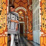 Gul Ahmed Luxury Eid Festival Dresses 2018 (27)