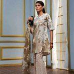 Gul Ahmed Luxury Eid Festival Dresses 2018 (28)