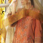 Gul Ahmed Luxury Eid Festival Dresses 2018 (32)